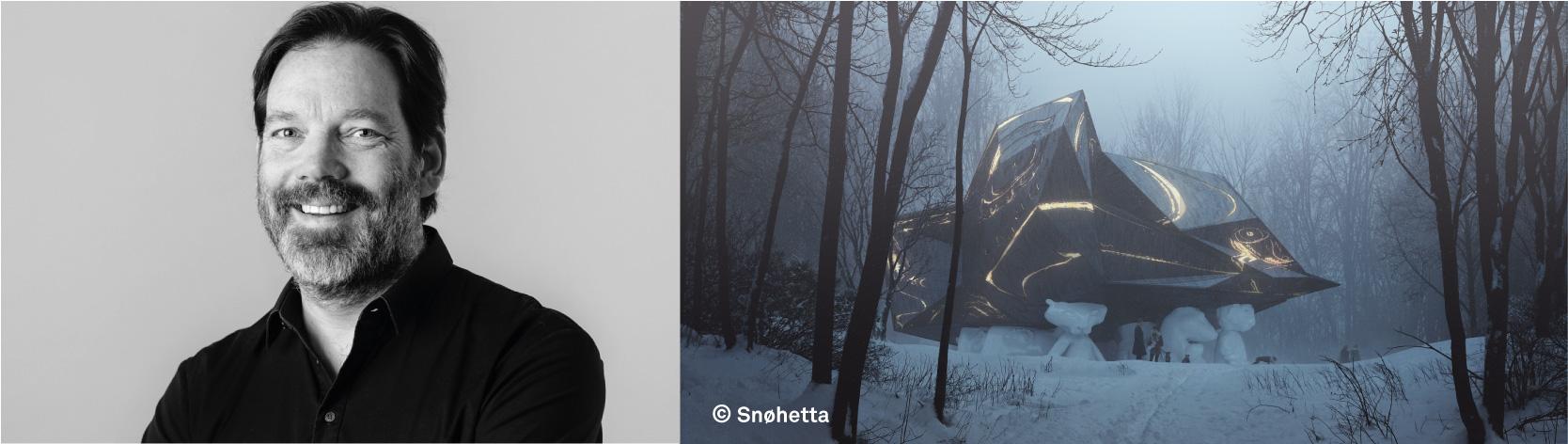 Patrick Lüth - Snohetta - Project Portrait